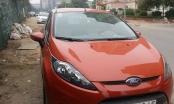 Bán xe Ford Fiesta S đời 2011 màu đỏ cam