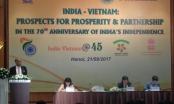 Ấn Độ sẽ chi 100 triệu USD để đóng tàu tuần tra xa bờ cho Việt Nam