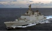Hai tàu Hải quân Ấn Độ chính thức ghé thăm Cảng Hải Phòng - Việt Nam