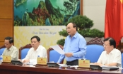 Thủ tướng Thủ tướng Nguyễn Xuân Phúc chủ trì Hội nghị về công tác quản lý và bảo vệ rừng