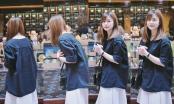 Du học sinh Việt cười khoe lúm đồng tiền khiến ngàn trái tim thương nhớ