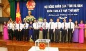 Hà Nam: Ông Phạm Sỹ Lợi giữ chức Chủ tịch Hội đồng Nhân dân tỉnh khóa XVIII