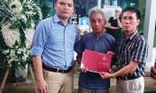 Nhà trường trao bằng tốt nghiệp trong đám tang nữ giám thị xấu số