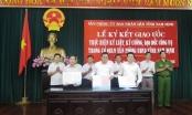 Nam Định: Nghiêm cấm cán bộ nhũng nhiễu người dân và doanh nghiệp
