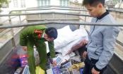 Hà Nam: Bắt giữ xe ô tô chở 900kg ắc quy chì, đồng, nhôm thải nguy hại