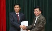 Tổng LĐLĐVN bổ nhiệm đồng chí Nguyễn Ngọc Hiển làm Tổng Biên tập Báo Lao Động