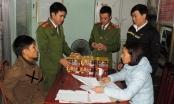 Hà Nam: Bắt quả tang đối tượng tàng trữ 11,7kg pháo