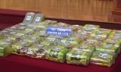 Nam Định: Triệt phá đường dây mua bán, vận chuyển 45kg ma tuý đá và 30 bánh heroin