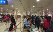 Sân bay Tân Sơn Nhất thông thoáng trong những chuyến bay đêm