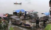 Nam Định: Thuyền gỗ va chạm với tàu lớn, một người tử vong