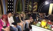 Hà Nam: Phát hiện 20 đối tượng dương tính với chất ma túy trong quán karaoke