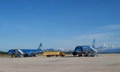 Hai máy bay suýt va chạm nhau tại sân bay Cam Ranh