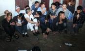 Công an đột kích sới bạc, bắt giữ 18 đối tượng đang sát phạt tại Hà Nam