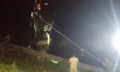 Hà Nam: Danh tính 2 người tử vong trong vụ xe ô tô con nghi mất lái lao xuống trạm bơm