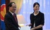 Hoa Kỳ và ASEAN ký hiệp ước quan hệ đối tác chiến lược