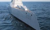 Ngắm khu trục hạm 4,4 tỷ USD của Hải quân Mỹ