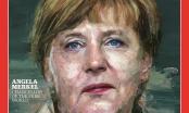 """Thủ tướng Đức Angela Merkel trở thành """"Nhân vật của năm"""""""