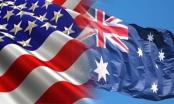 """Mỹ, Úc đẩy mạnh hợp tác quân sự trước sự """"trỗi dậy"""" của Trung Quốc"""
