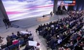 Nội dung chính trong cuộc họp báo của Tổng thống Nga V.Putin