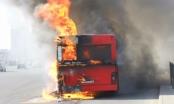 Nổ xe buýt tại Trung Quốc, 49 người thương vong