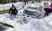 """""""Bão tuyết thế kỷ"""" tấn công nước Mỹ, thiệt hại gần 3 tỷ USD"""