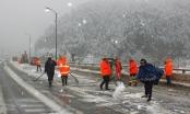 Hơn 2,1 triệu người bị ảnh hưởng do bão tuyết ở miền nam Trung Quốc