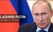 Tổng thống Putin là nhân vật quyền lực nhất năm 2015