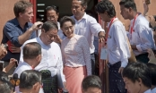 Đảng cầm quyền Myanmar thừa nhận thất bại trong cuộc tổng tuyển cử