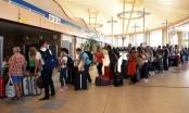 Nga đưa 11.000 du khách từ Ai Cập về nước