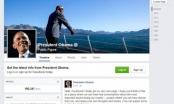 Tổng thống Obama lập Facebook cá nhân