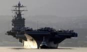 Mỹ triển khai tàu sân bay tấn công IS
