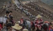 Lở đất kinh hoàng tại Myanmar, ít nhất 90 người thiệt mạng