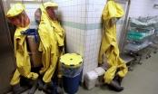 Pháp lo sợ bị tấn công bằng vũ khí sinh học và hóa học