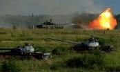 Nga đưa xe tăng hiện đại nhất tới Syria