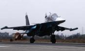 Nga không kích tiêu diệt 300 tên IS, phá hủy gần 100 xe chở dầu