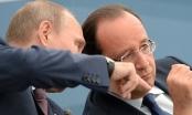 Nga và Pháp tăng cường hợp tác chống IS tại Syria