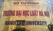 Ông Lê Tiến Châu được bổ nhiệm Hiệu trưởng Trường Đại học Luật Hà Nội