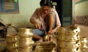 Làng lư đồng cuối cùng Sài Gòn gắng gượng hồi sinh vào vụ Tết