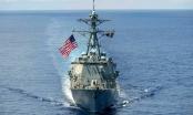 Mỹ tuyên bố sẽ tiếp tục tuần tra tại Biển Đông