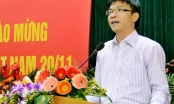 Thứ trưởng Bộ Tư pháp Lê Thành Long được giới thiệu ứng cử đại biểu Quốc hội khóa XIV
