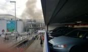 2 vụ nổ lớn tại sân bay Brussels, ít nhất 13 người thiệt mạng