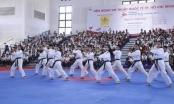 200 sinh viên trình diễn võ thuật - ấn tượng tinh thần khí phách Việt