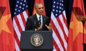 5 phát biểu ấn tượng của Tổng thống Obama trong ngày làm việc thứ hai