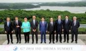 Tuyên bố chung của G7 lo ngại tình hình Biển Đông