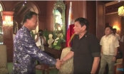 Đại sứ Trung Quốc gặp riêng Tổng thống Philippines vài ngày trước phán quyết