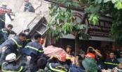 Thông tin mới nhất về vụ sập nhà 43 Cửa Bắc khiến 2 người tử vong