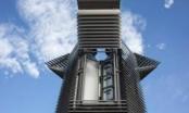 """Trung Quốc lắp đặt """"tháp ăn khói bụi"""" để xử lý ô nhiễm môi trường"""