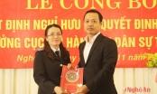 Nghệ An: Trao quyết định bổ nhiệm Cục trưởng Cục Thi hành án dân sự