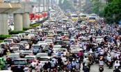 Hà Nội tìm giải pháp chống ùn tắc giao thông và cháy nổ