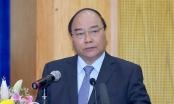 Thủ tướng Nguyễn Xuân Phúc dự hội nghị tổng kết năm 2016 của bộ Kế hoạch và Đầu tư